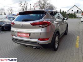 Hyundai Tucson 2015 2.0 136 KM