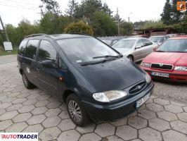 Ford Galaxy - zobacz ofertę