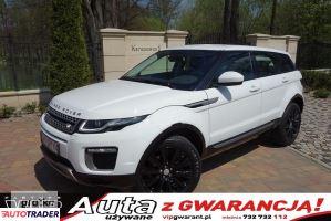 Land Rover Range Rover Evoque - zobacz ofertę