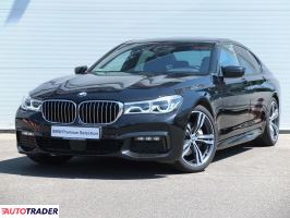 BMW 740 - zobacz ofertę