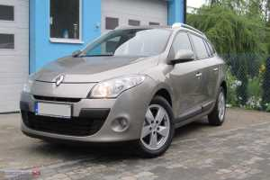 Renault Megane NOWY MODEL 1,5 DCI 110KM I.wł PL 1.5 2011 r.,   30 000 PLN