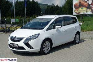 Opel Zafira Tourer 2014 1.6 150 KM