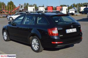 Skoda Octavia 2014 1.6 105 KM