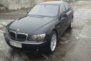 BMW 730 3.0 2005r. - zobacz ofertę