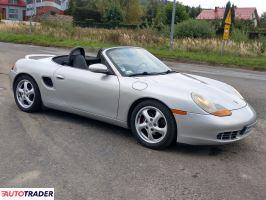 Porsche Boxster 1997 2.5 204 KM