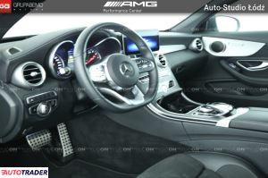 Mercedes C-klasa 2020 1.5 156 KM