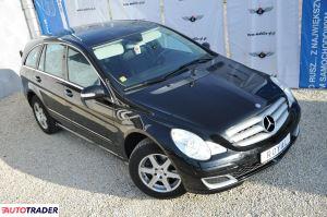 Mercedes R-klasa - zobacz ofertę