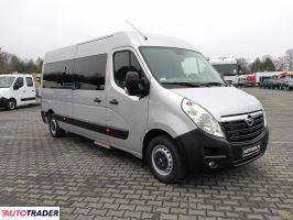 Pozostałe Movano Autobus 16-osób Salon PL - zobacz ofertę