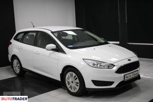 Ford Focus 2017 1.6 105 KM