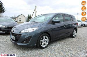Mazda 5 - zobacz ofertę