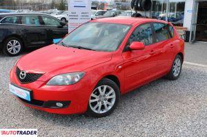 Mazda 3 2007 1.6 105 KM