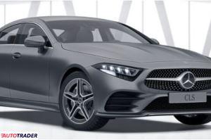 Mercedes CLS 2020 2.0 245 KM