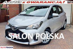 Toyota Yaris - zobacz ofertę
