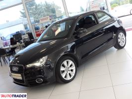 Audi A1 2010 1.4 122 KM
