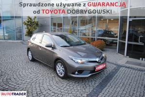 Toyota Auris 2017 1.6 132 KM
