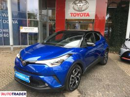 Toyota C-HR - zobacz ofertę