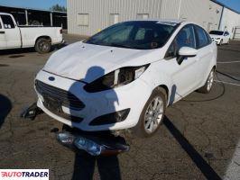 Ford Fiesta 2019 1