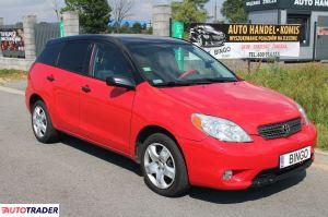 Toyota Matrix - zobacz ofertę