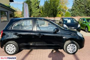 Nissan Micra 2011 1.2 80 KM