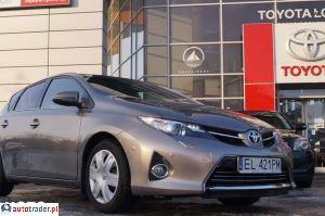 Toyota Auris 1.6 2013r. - zobacz ofertę
