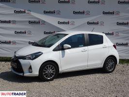 Toyota Yaris 2016 1.3 99 KM