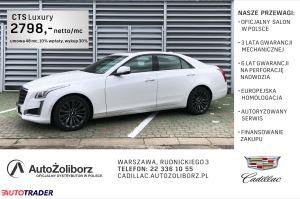 Cadillac CTS - zobacz ofertę
