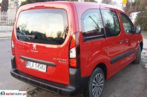Peugeot Partner 2014 1.6 98 KM