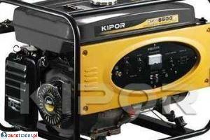 Agregaty  prądotwórcze Kipor KGE6500 X - zobacz ofertę