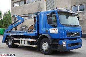 Volvo FE280 bramowiec na 2 kontenery JOAB 4x2 - zobacz ofertę