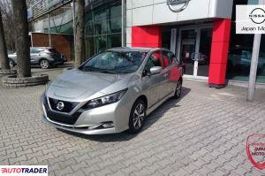 Nissan Leaf - zobacz ofertę