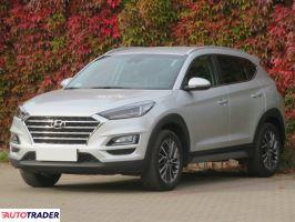 Hyundai Tucson 2019 1.6 130 KM