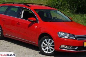 Volkswagen Passat 2012 1.4 122 KM