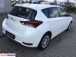 Toyota Auris 2016 1.6 132 KM