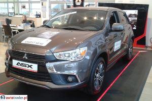 Mitsubishi ASX intense plus Navi 2017 produkcja 1.6 2016r. - zobacz ofertę