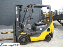KOMATSU  FG20NT-16-wózek widłowy - zobacz ofertę