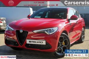 Alfa Romeo Stelvio