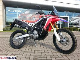 Honda CRF - zobacz ofertę