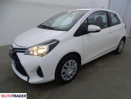 Toyota Yaris 2015 1 69 KM