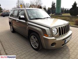 Jeep Patriot 2009 2.4 170 KM