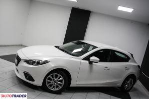 Mazda 3 2015 2.0 120 KM