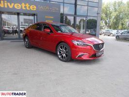 Mazda 6 2017 2.5 192 KM
