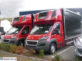 Peugeot Boxer - zobacz ofertę