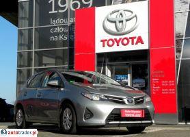 Toyota Auris 1.4 2013r. - zobacz ofertę
