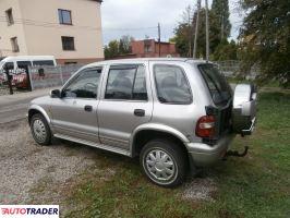 Kia Sportage 2000 2 85 KM
