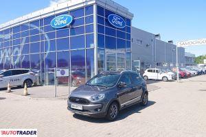 Ford Ka - zobacz ofertę