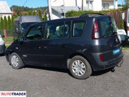 Renault Espace 2008 2 130 KM