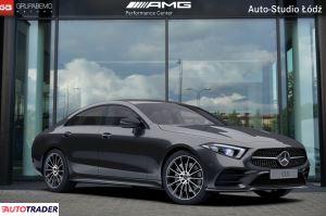 Mercedes CLS 2020 3.0 367 KM