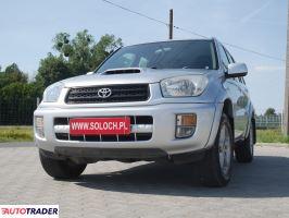 Toyota RAV 4 2002 2 116 KM
