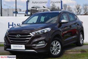 Hyundai Tucson 2017 1.6 132 KM