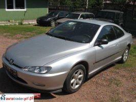 Peugeot 406 2.0 1998r. - zobacz ofertę